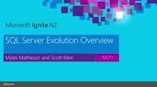 The SQL Server Evolution: Overview