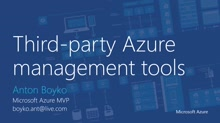 07 | Managing Linux VM in Azure part 4: Cerebrata Tools