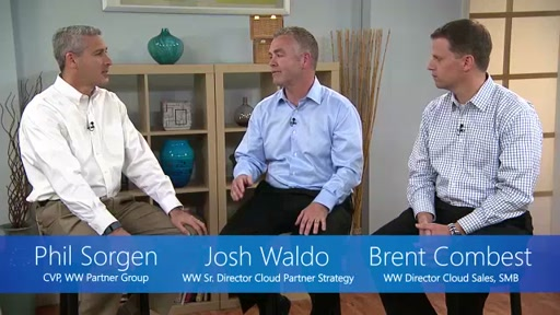 MPN Training Cloud Profitability Webcasts - Interview with CVP Phil Sorgen