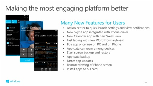 Building Apps for Windows Phone 8.1: (01) Introducing the Windows Phone 8.1 App Development Platform