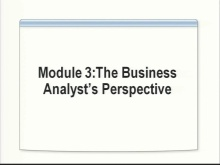 VS2008 Training Kit: The Business Analyst Perspective