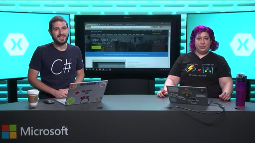Episode 28: Azure Functions for Mobile Apps with Donna Malayeri