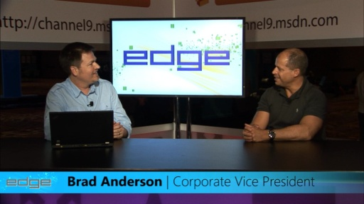 Edge Show 58B - Chat with Brad Anderson - MMS 2013 Keynote Wrapup