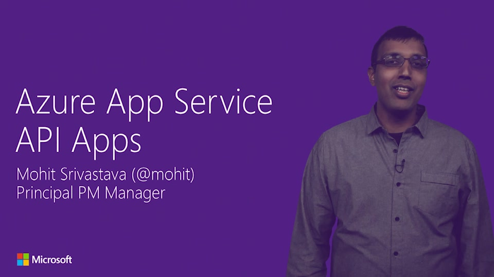 What's New in App Service API Apps