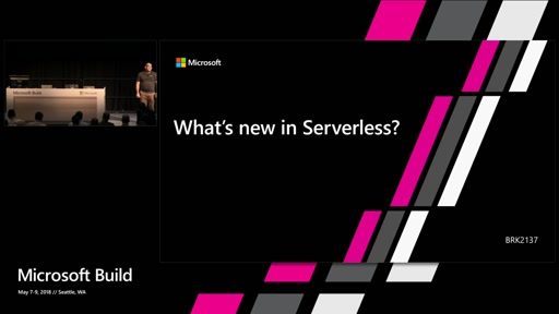 What's new for Serverless Computing in Azure
