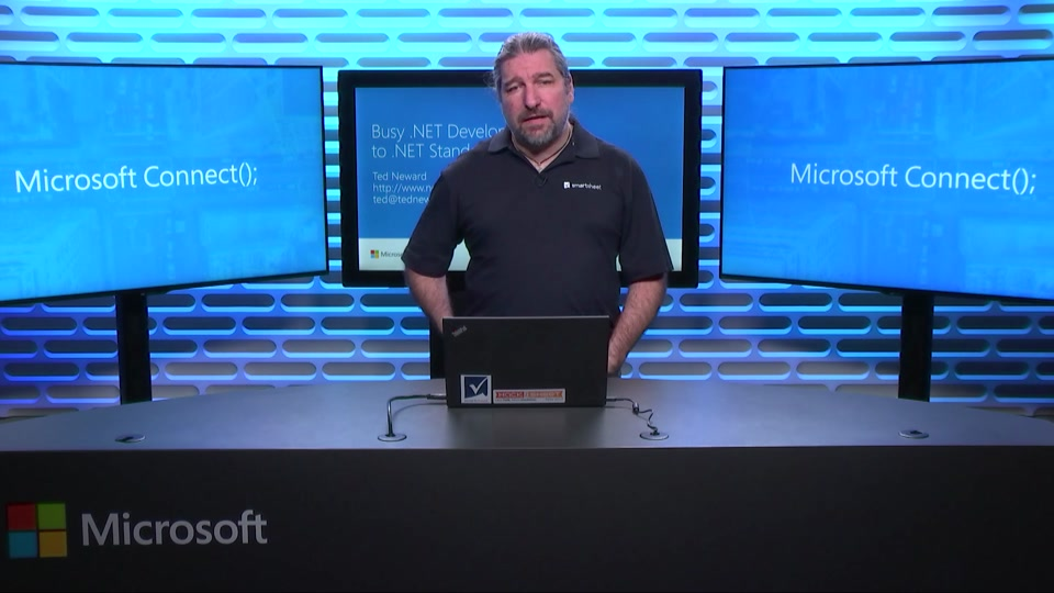 Get started with .NET Standard 2.0