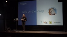 Web on the Edge -keynote by Christian Heilmann