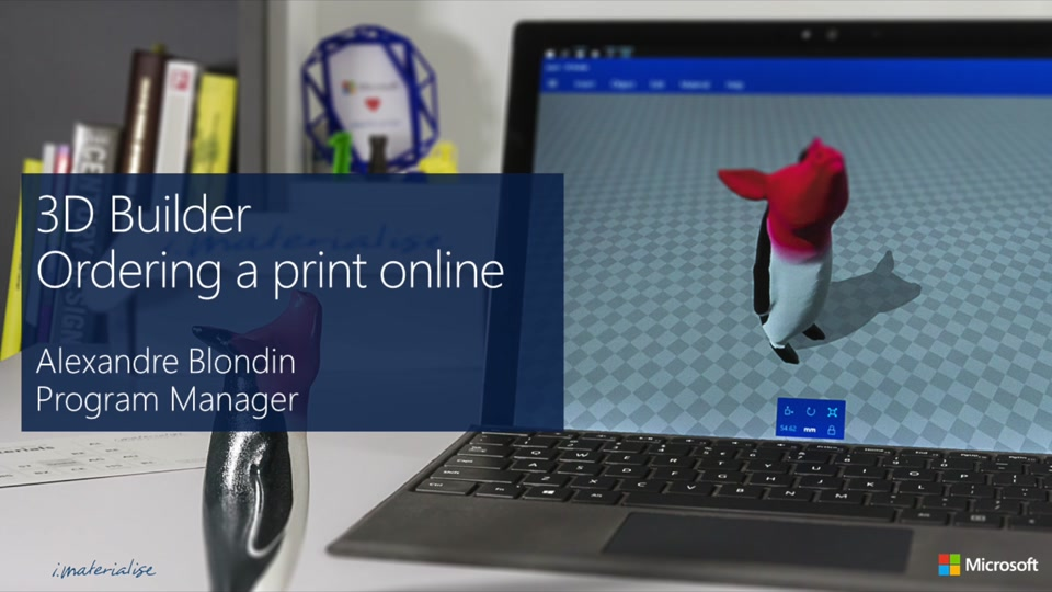 3d Printing With Windows 10 And 3d