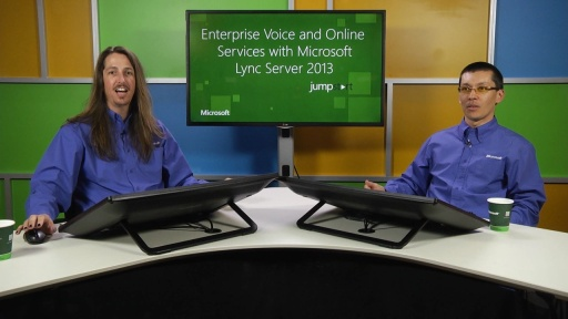 Enterprise Voice and Online Services with Lync Server 2013 : (06) PSTN Integration