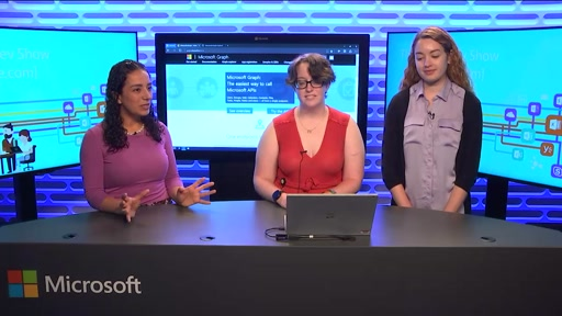 Office Dev Show - Episode 41 - The New Microsoft Graph Explorer