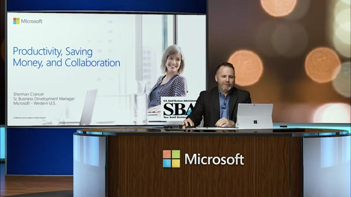 2016-12-06 | SBA: Productivity, Saving Money and Collaboration