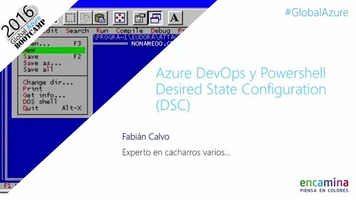 Azure DevOps y Powershell Desired State Configuration (DSC)