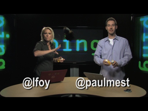 Ping 104: Sir Richard Branson, Intelligent healing on Kinect, WP7 to take the lead, Bing & Glee