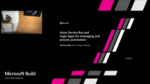 Azure Service Bus and Logic Apps for messaging and process automation