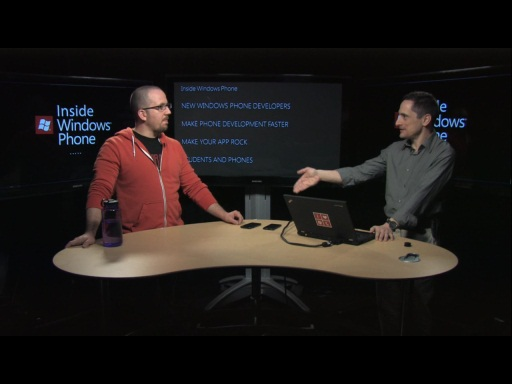 Inside Windows Phone #29 | Ben Lower & New Phone Developer Resources