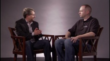 Bytes by MSDN: Michael Collier and Tim Huckaby discuss the marriage of the cloud and mobility with Windows Azure and Windows Phone