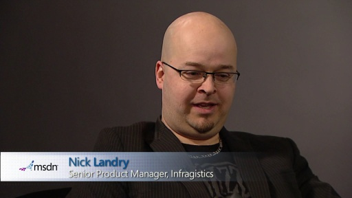 Bytes by MSDN: Nick Landry and Jerry Nixon discuss Mobile Apps & Tools for Game Developers