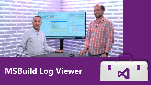 MSBuild Structured Log Viewer