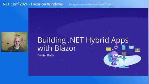 Building .NET Hybrid Apps with Blazor