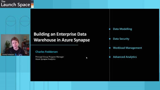Building an Enterprise Data Warehouse in Azure Synapse