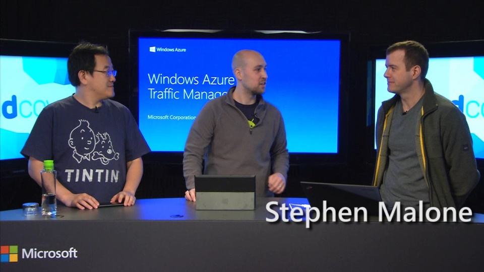 Episode 132: Windows Azure Traffic Manager