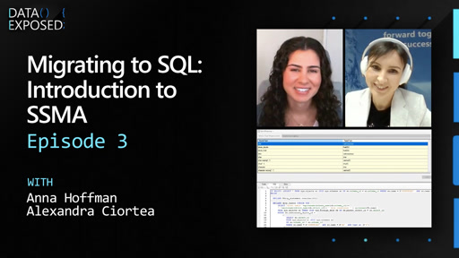Migrating to SQL: Introduction to SSMA (Ep. 3)