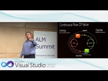 The Microsoft Vision for ALM