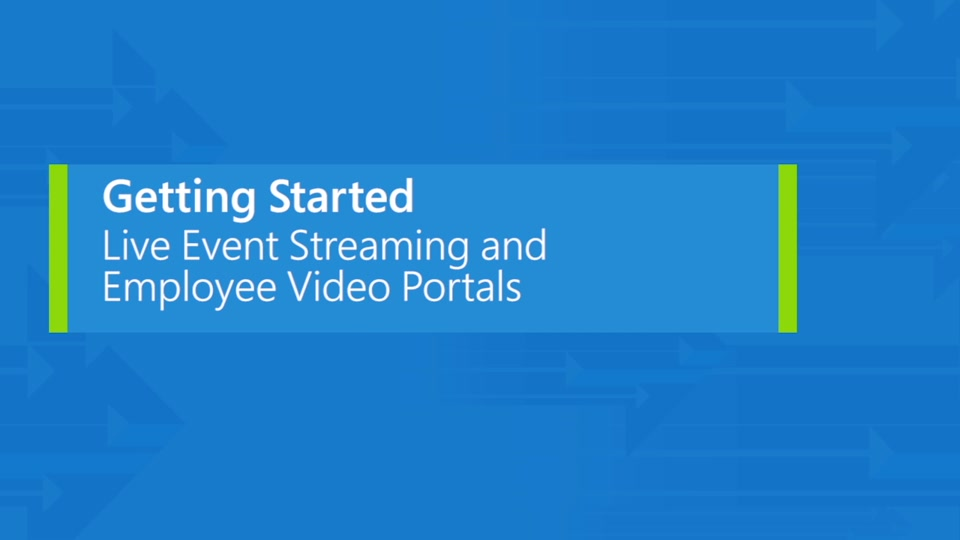 Live event streaming and employee video portals: how video is changing the way we work and collaborate