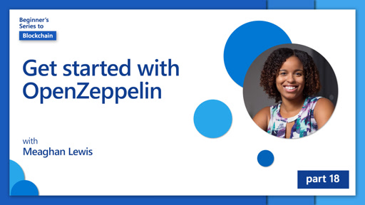 Get started with OpenZeppelin [18 of 20]