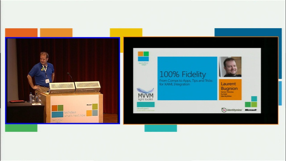 100% fidelity: from comps to appl, tips and tricks for XAML integration