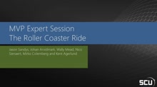 ECM MVP Experts session, the Roller Coaster ride