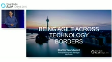 Being Agile Across Technology Borders