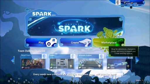 Creating Games with Project Spark: (02) Your First Adventure (Crossroads)