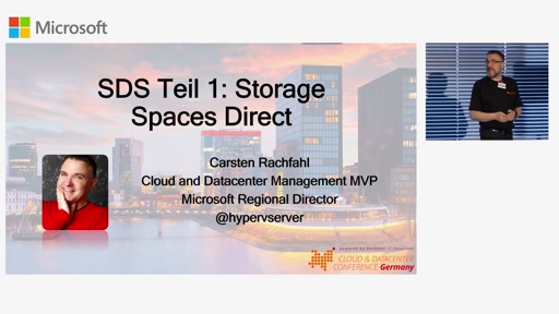 SDS Teil 1: Storage Spaces Direct