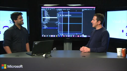 XAML Authoring Improvements in Visual Studio 2013