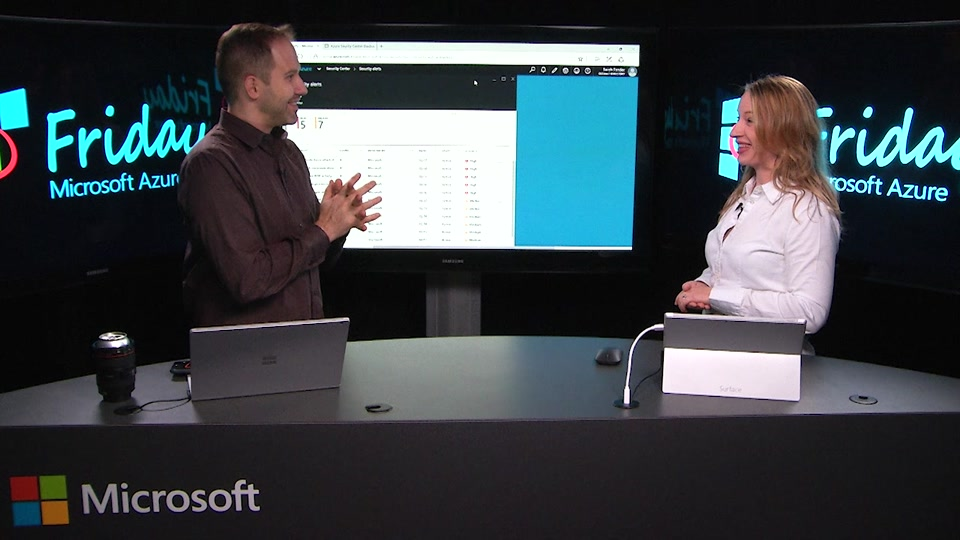 Azure Security Center Overview