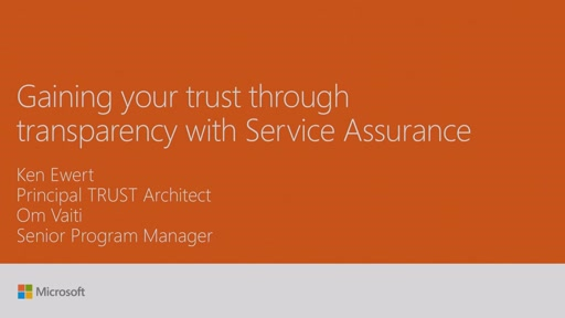 Gain customer trust through transparency with Service Assurance