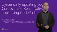 Dynamically updating your Cordova and React Native apps using CodePush
