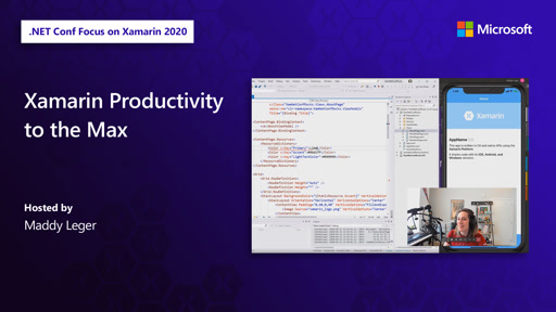 Xamarin Productivity to the Max