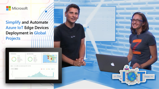 Simplify and Automate Azure IoT Edge Devices Deployment in Global Projects