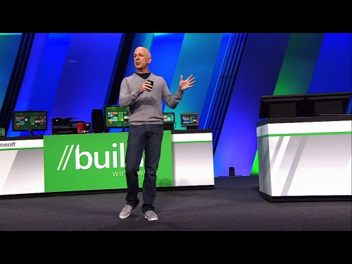 Microsoft's Windows 8 Reimagines Windows for the Future