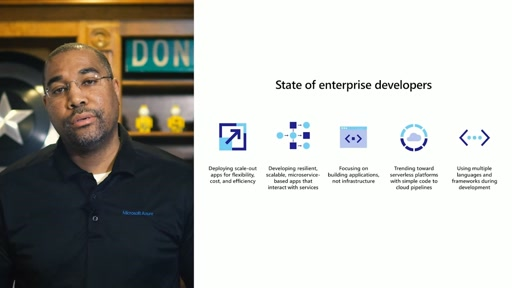 Deploying applications with Cloud Native Services with Donovan Brown and Steven Murawski
