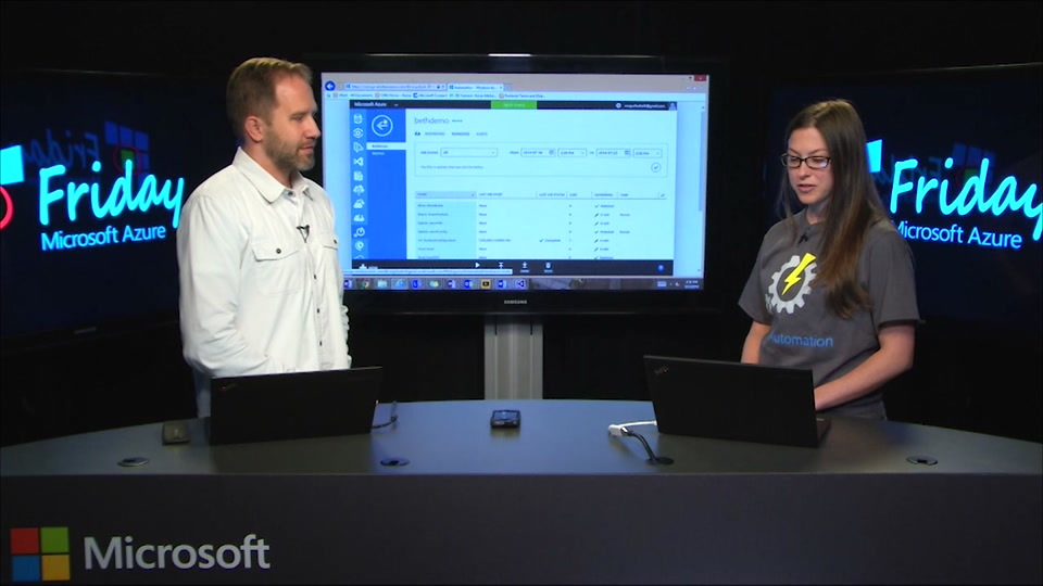 Azure Automation 103 advanced runbook mangement and certificates with Beth Cooper