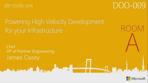 Powering High Velocity Development for your Infrastructure