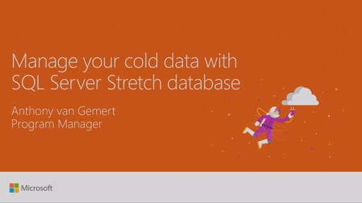Manage your cold data with SQL Server Stretch database