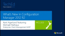 What's new in Configuration Manager 2012 R2
