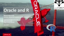 Sponsor Talk Oracle