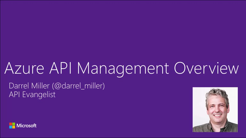 Azure API Management Overview