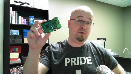 The Maker Show: Episode 17 - Coding & GPIO in Windows 10 IoT Core