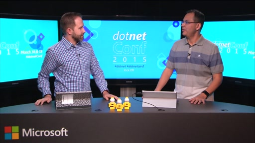 Welcome to DotNetConf